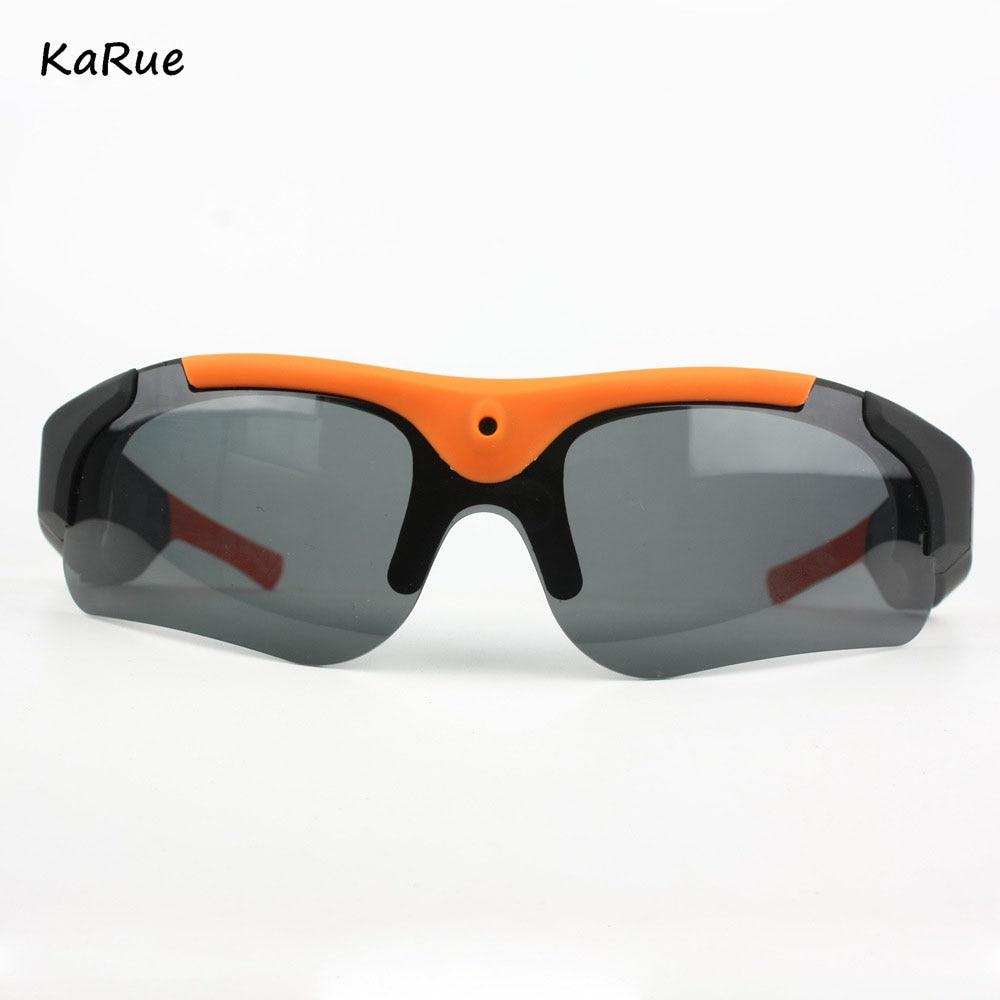 KaRue HDK20 Fasion Óculos De Sol Câmera HD 1080 P Lente Polarizada para  Óculos de Vídeo Esporte DV DVR Mini Câmera de Ação Ao Ar Livre Camcorder em  ... 6e2ccb5a30