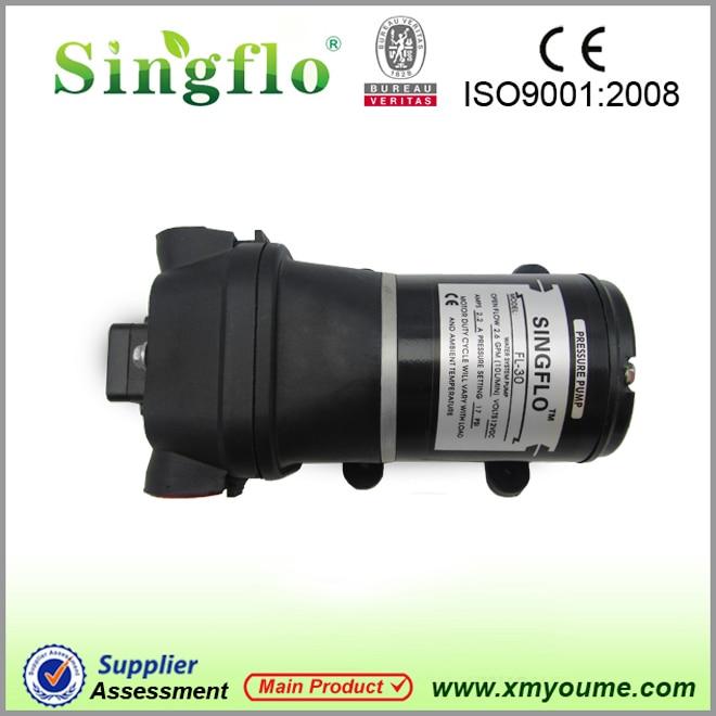 RV marine pump Singflo FL 31 24v DC 10L min 17psi