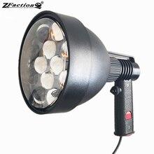 Лучшая цена 11,11! USACREE 5400LM светодиодный охотничий светильник вес 60 Вт foco de caza светодиодный Светодиодный охотничий Точечный светильник 12 В 4M