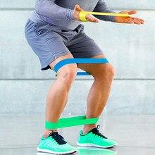 Пригодности диапазоны loop сопротивления силовой резинки crossfit упражнение латекс оборудования тренировки