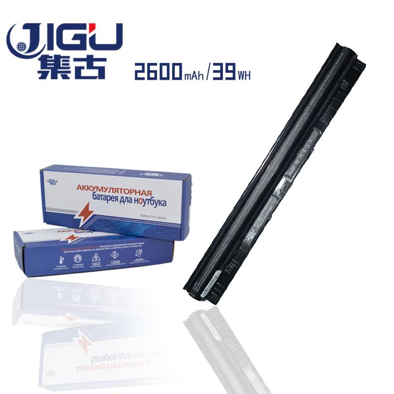 JIGU 2600mAH Laptop Battery For Lenovo IdeaPad Z710 G500 G500S G400 G400S S410P G410s G510s S410p G505s S510p L12L4A02 L12S4E01 new russian ru laptop keyboard for lenovo ideapad flex 15 flex15 g500s g505s s500 s510 s510p z510 silver grey frame with backlit
