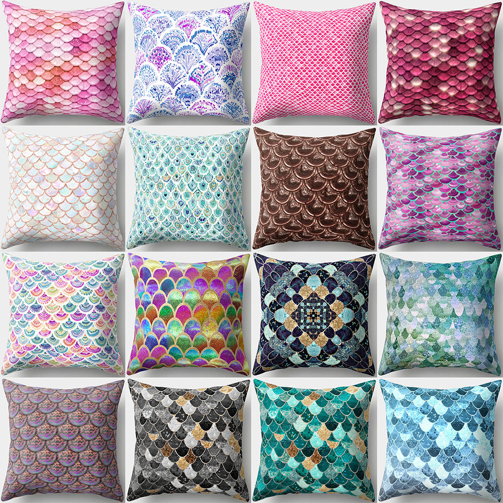 pillow cushion cover hello spring throw