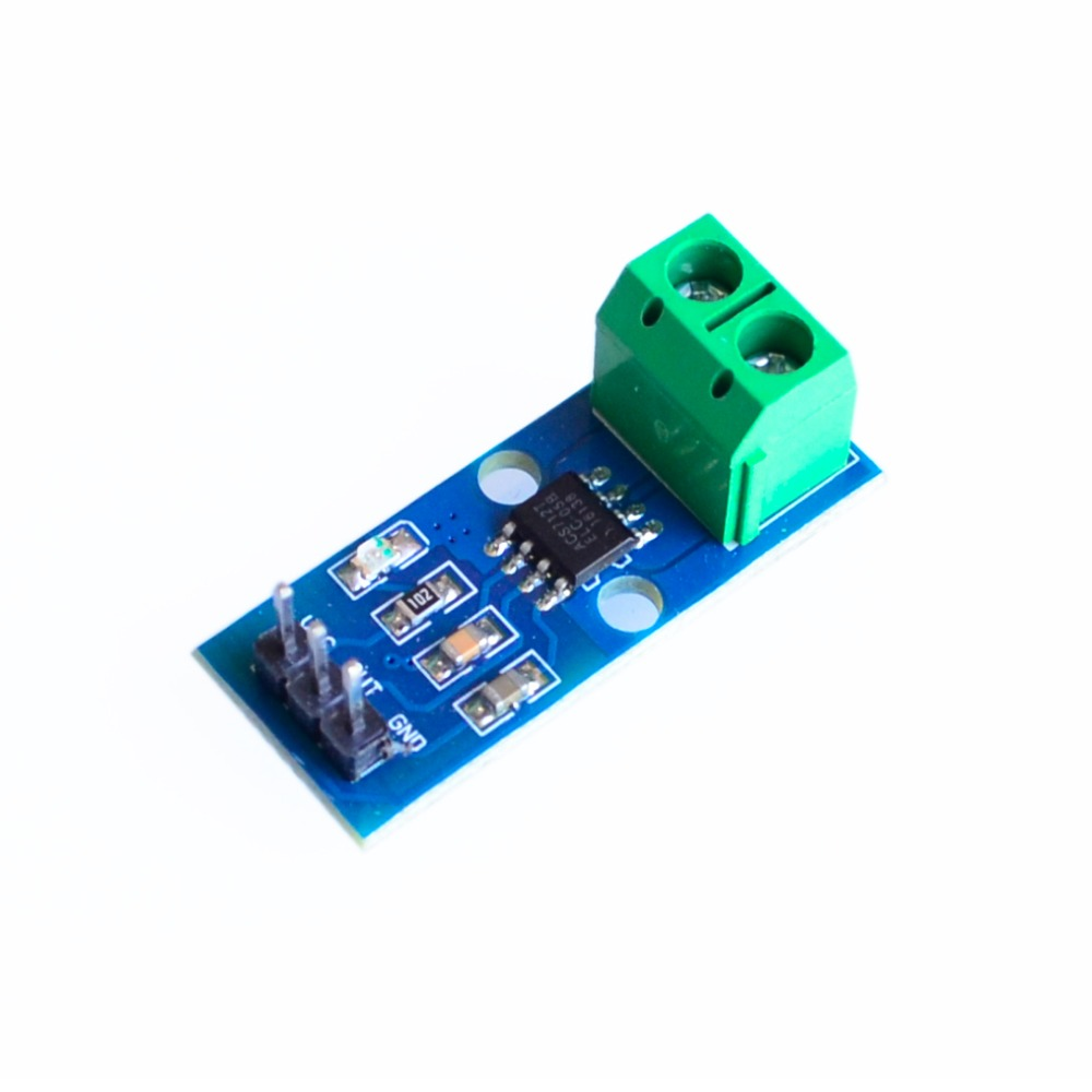 Official Factory Hot Sale 5a/20a/30a Acs712 20a Range Hall Current Sensor Module Acs712 Module For Arduino Diy Robot Electronic Cheap Sales Toys & Hobbies