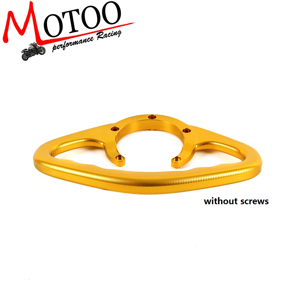 Motoo - Rear Passenger Handle Bar / Gas Tank Grab Bar for YAMAHA R1 R6 All Years