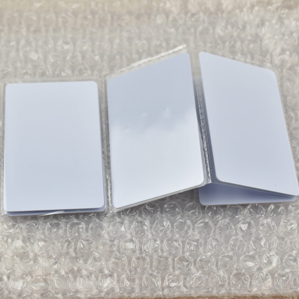 100pcs/lot UID Changeable Smart Card For 1K S50 RFID 13.56MHz ISO14443A Block 0 Sector Writable