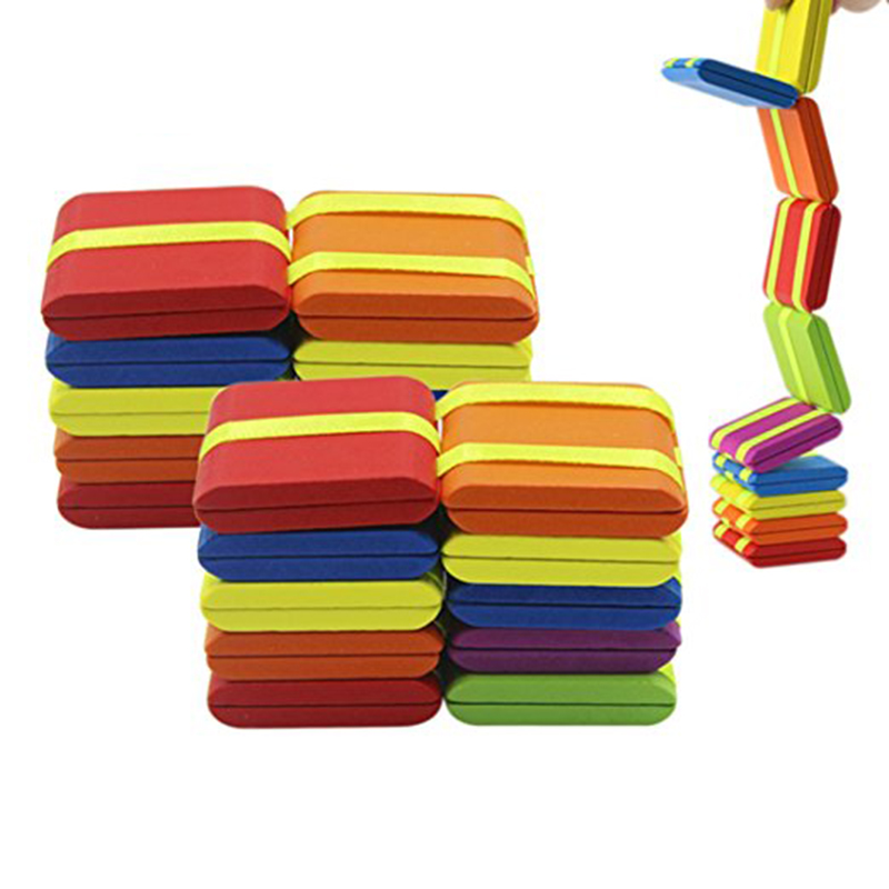 20 Sets / Flip Toys Color Toys Practice Hand-Eye Coordination Childrens Educational Educ ...