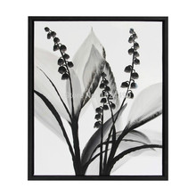 Chinese white flower oil promotion shop for promotional chinese 100 hand painted modern black white flower oil painting on canvas wall art picture for home hotel decor mightylinksfo