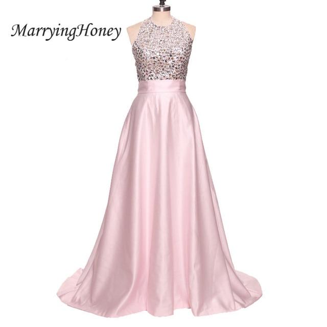 Kleid rosa pailletten