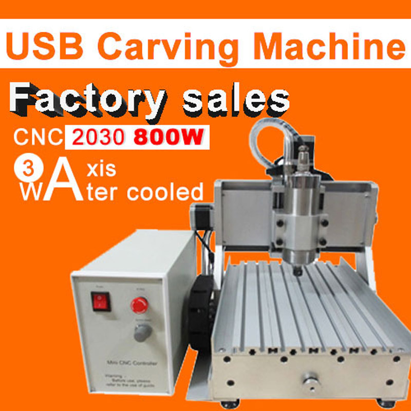 CNC 3020 3axis 800w usb port water cooling engraving machine usb port water cooling carving machine ball screw cutting machine 3 axis cnc machine 3040 cnc 800w usb port metal engraving machine with water sink
