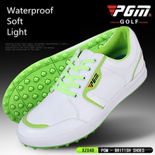 British Style Brand PGM Adult Mens Golf Sports Shoes Light & Breathable & Steady & Waterproof