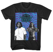 Outkast Wavy Photo S, M, L, XL, 2XL,3XL Black T Shirt New 2017 Cotton Short Sleeve T Shirt T Shirts Men Casual TOP TEE