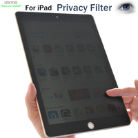 SZEGYCHX 7 9 PET Materia 180 Privacy Filter Screen Anti Glare Tablet PC Protector Filter Film