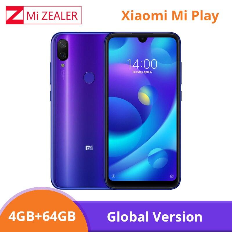 Global Version Xiaomi Mi Play 4GB 64GB Mobile Phone 5.84