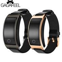GAGAFEE Women Men Smart Watch Blood Pressure Heart Rate Monitor Smartwrist Fitness Tracker Pedometer Wristb For