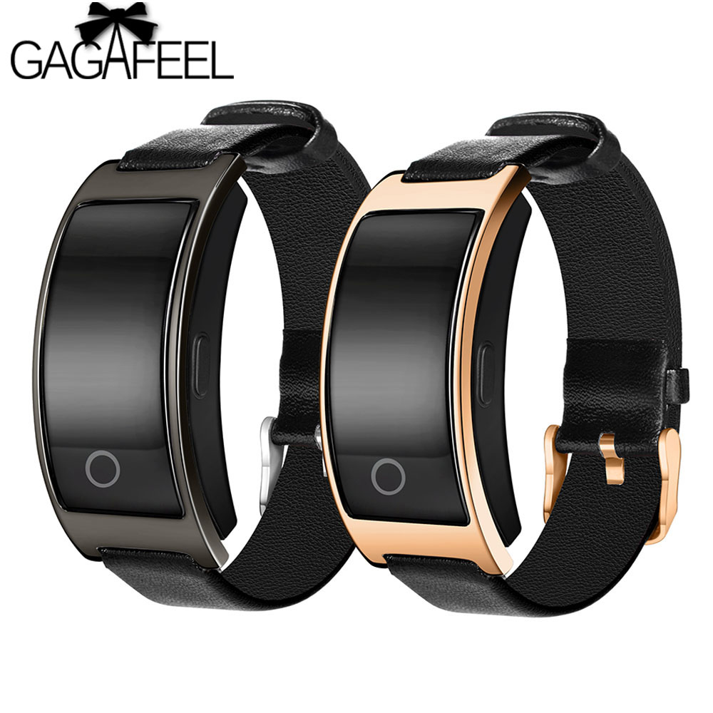 GAGAFEE Smart Watch for Women Men Blood Pressure