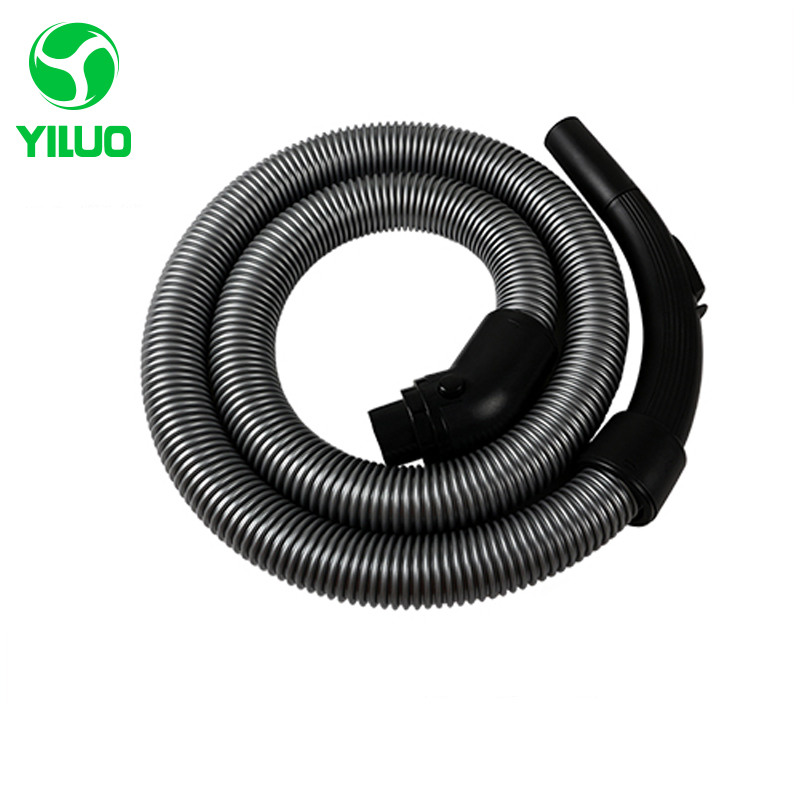Inner Diameter 32mm Black High Temperature Flexible EVA Hose + gray ABS connector+handle Of Vacuum Cleaner QW14T-809 vacuum pump inlet filters f007 7 rc3 out diameter of 340mm high is 360mm