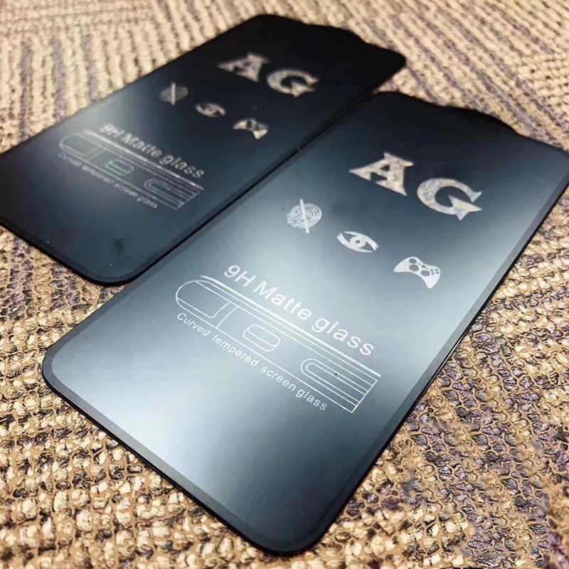 สำหรับSamsung Galaxy S10e Matte Frosted Tempered GlassสำหรับSamsung Galaxy S10 E Antiไม่มีลายนิ้วมือเต็มรูปแบบหน้าจอProtector