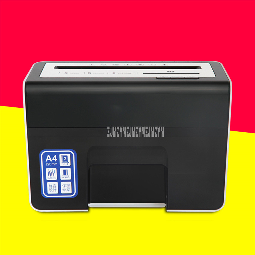 Popular Brand Mini Desktop Manual Paper Hand Shredder Cutting For Office Home A6 A4 Paper Paper File Strip Suitable For Men And Women Of All Ages In All Seasons Office & School Supplies Cutting Supplies