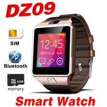 Smart Watch DZ09 Bluetooth Smartwatches Call SIM TF Pedometer Android IOS Smart Wristband Touch Phone Watch Bracelet band Z60 A1