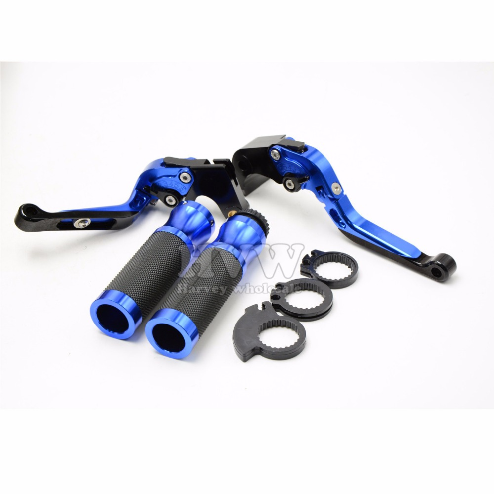 CNC 22MM handlebar Grips and Brake Clutch Levers FOR aprilia  DORSODURO 1200 2011-2015  2012 2013 2014 svodka ot strelkova 22 06 2014 1200