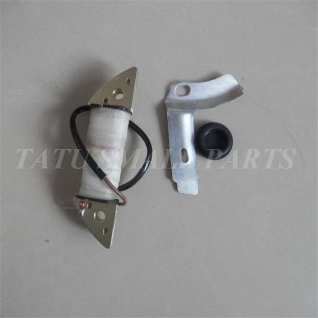 5kw electric start kit for honda gx340 gx390 e*5500 6500 6 5kw generator  starter motor key switch box flywheel charging coil