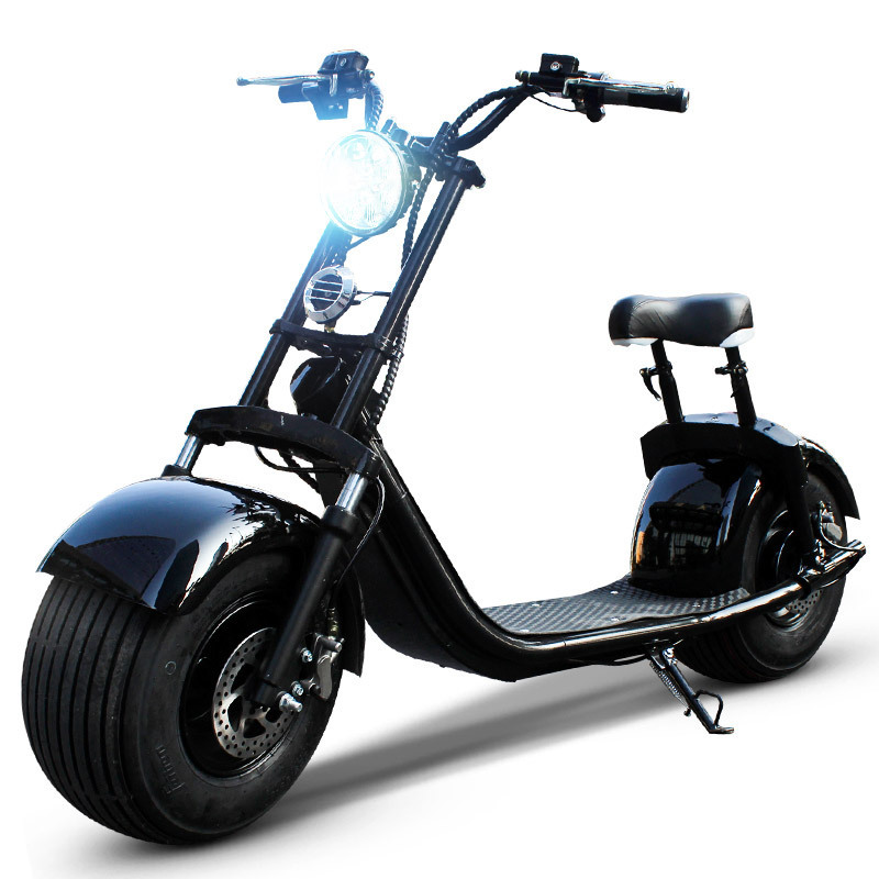 Electric motorcycles Electric Scooter Adult E-Bike 1500W 1000W Popular Fat Tire Newest Smart Speedway Two Wheel APP City Bicycle