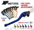 CNC Long Brake Clutch Lever For Yamaha XTZ660 Tenere 91-98 XTZ750 Super 89-95 XV1000 TR1 91-86 XV750 SE 81-83 XZ550 82-86