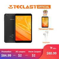 Teclast P80X 4G Phablet Android 9 0 Tablets 8 inch 1280 x 800 Tablet PC  SC9863A Octa Core 2GB RAM 16GB ROM GPS Dual Camera