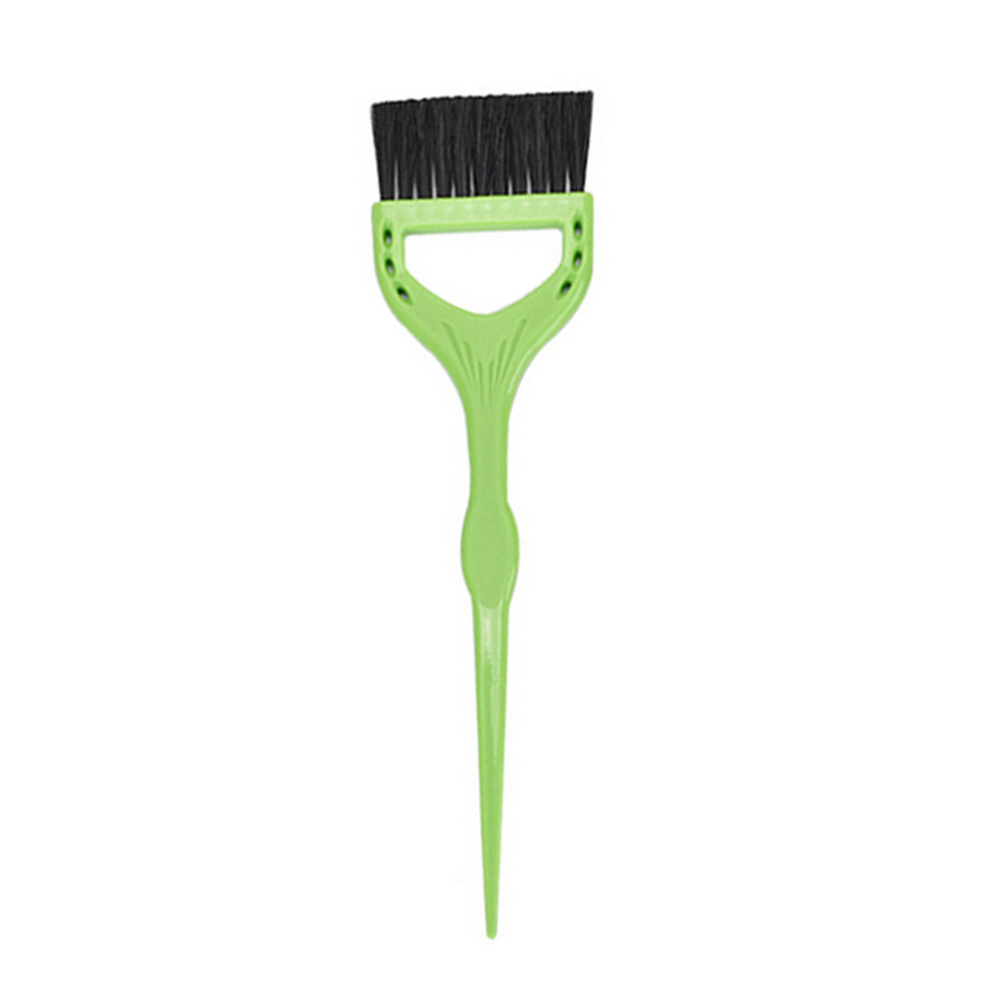 Plastic Health  Hair Brushes Application Hall Hue Perm Lye Dye Coloring DIY Hairdressing Tool Combs Comb Tools Dyeing Hall