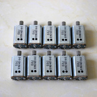 SYMA X8SC Syma X8SW motors RC Quadcopter drone Spare Parts engines motor 10pcs
