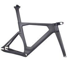 Чудо 2019 Aero велотрек карбоновая рама Нью углерода рама UD ткань 700c велосипед трек кадров/вилка/ подседельный/шток
