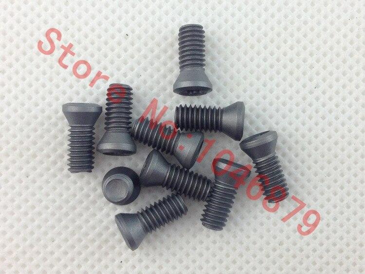 M3 * 7 śruby z łbem sześciokątnym, CNC śruby, śruby z łbem śruby mocujące, o wysokiej wytrzymałości, o wysokiej twardości w plum. M3 * 7