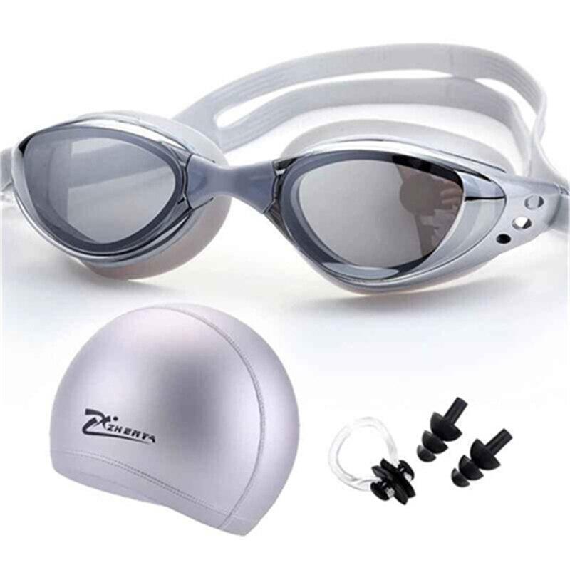fce1cca6be Natación para adultos gafas miopía profesional Anti niebla dioptrías  impermeable arena nadar gafas de tutoria óptico buceo máscarasUSD  6.54-7.74/piece. b d ...