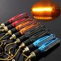 2Pcs Motorcycle Led Turn Light 12 LED light Flasher Universal Winker light for all 12V Motorcycle Bikes