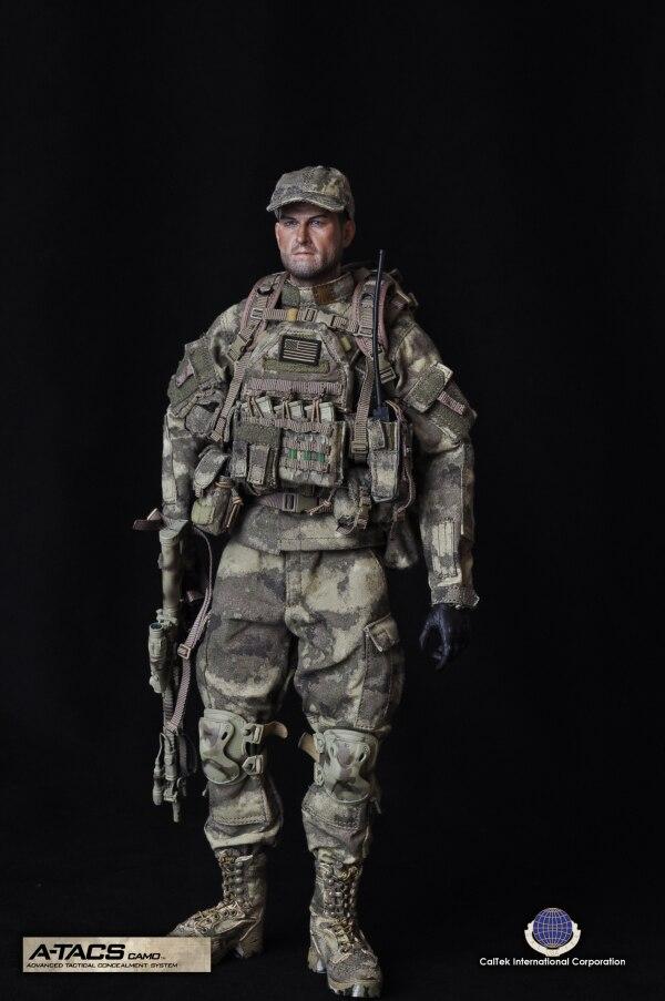 1/6 CAL-8020 Advanced Tactical Camouflage Nascondere Sistema di 12 Da Collezione set completo Action Figure per i giocattoli regali collezioni1/6 CAL-8020 Advanced Tactical Camouflage Nascondere Sistema di 12 Da Collezione set completo Action Figure per i giocattoli regali collezioni