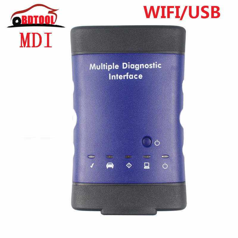 Newest For G-M MDI Multiple Diagnostic Interface For G-M MDI WIFI Multi-Language For G-M MDI Scanner On Sale