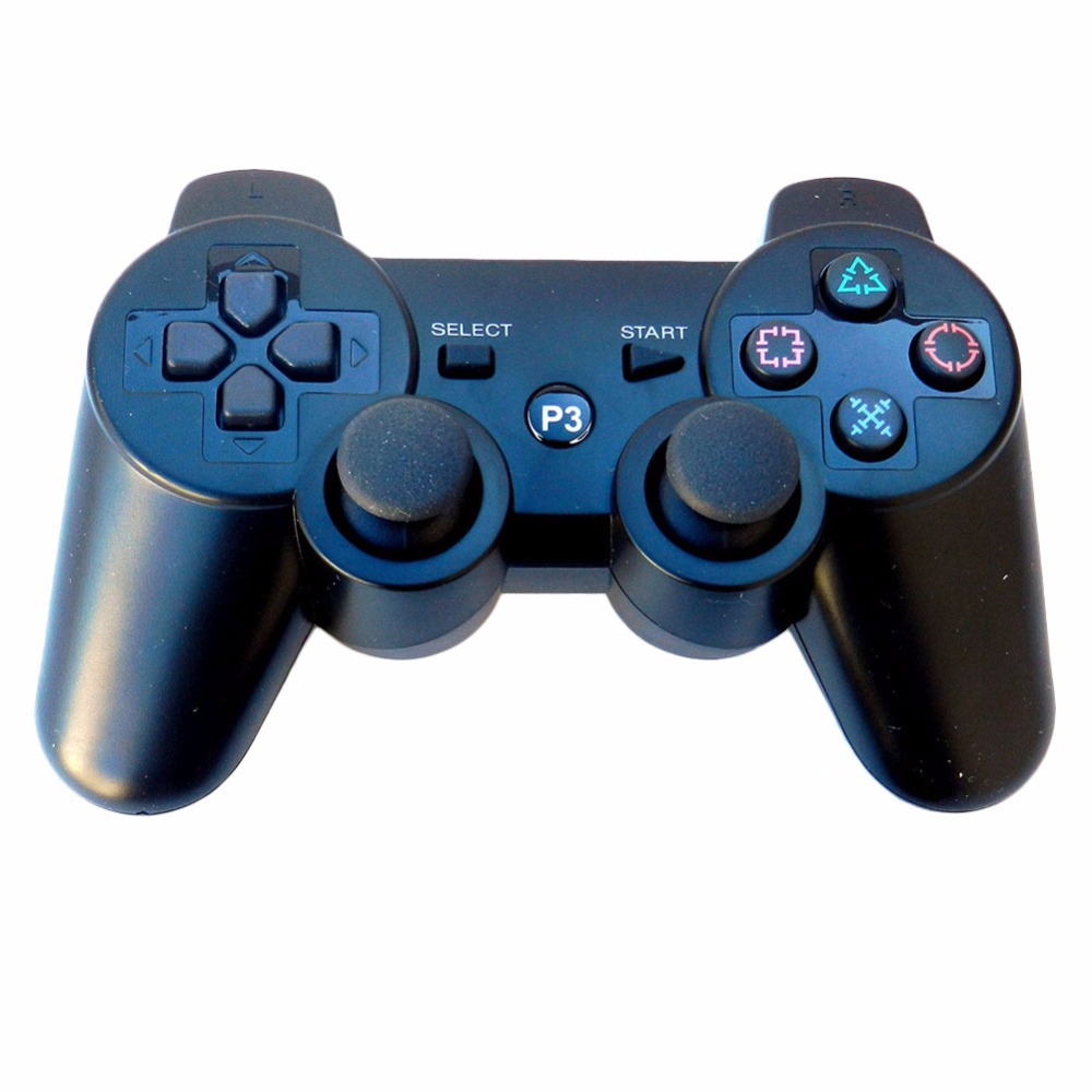 Brand New 11 Colors 2.4GHz Wireless Bluetooth Game Controller For PS3 Console For Sony PS3 SIXAXIS Joystick Gamepad Wholesale