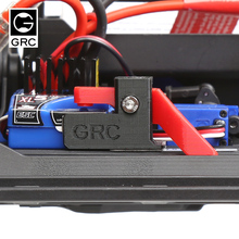 Rc Car Part TRAXXAS 1/10 TRX4 ESC Easy Start trigger power transfer switch bracket free car shell power transfer switch