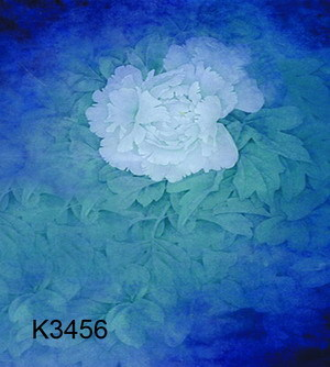 3m*6m Hand painted Muslin photo backdropsK3456,fotografie achtergronden,flower photography backdrop,backgrounds for photo studio