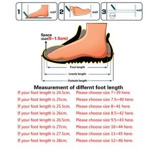 Image 5 - سورغوت ماركة الساخن أحدث الدفء الشتاء أحذية الرجال جودة عالية مقاوم للماء أحذية غير رسمية العمل موضة بو الجلود الثلوج الأحذية