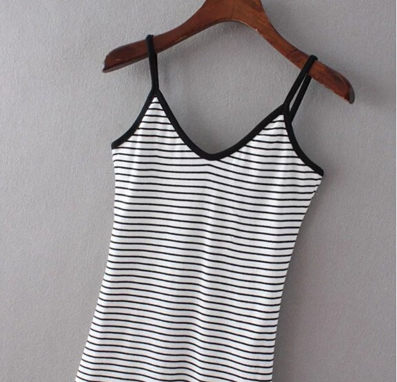 HTB1vUxrMpXXXXchXVXXq6xXFXXX8 - FREE SHIPING Sexy Backless Cross Strappy Halter Striped Dresses JKP278