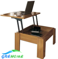 Up Top Coffee Table Mechanism Hardware Furniture Hinges Usage For 30kg Table Lift And Folding Table