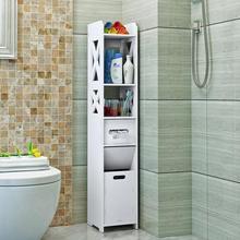 Bathroom side ark waterproof toilet receives the rack