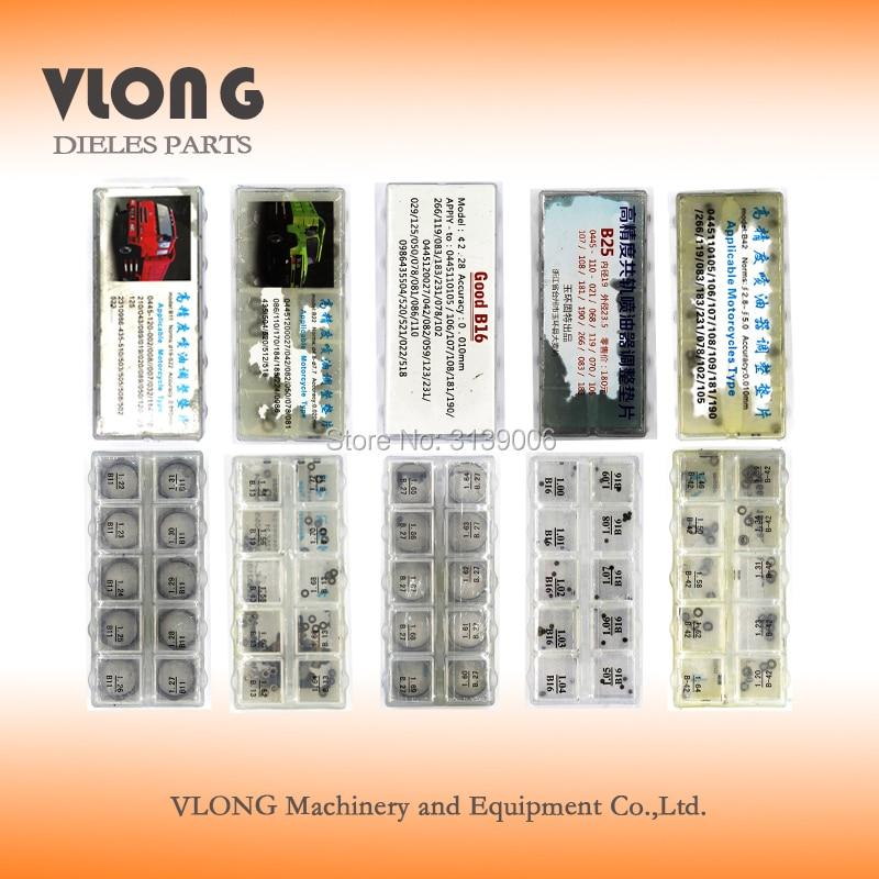 B11 B12 B13 B14 B16 B21 B22 B23 B24 B25 B26 B27 B31 B42 injecteur à rampe commune Réglage Rondelles Cales Joint kits de réparation