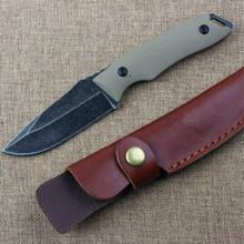 HUNTING KNIFE high hardness sharp Survival knife camping knife Boutique collection knife free shipping