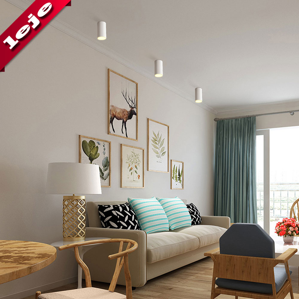 LED Ceiling light 8 15cm Mounting Surface ceiling lamp 10W Cylinder for Foyer Balcony Corridor Bedroom LED Ceiling light 8*15cm Mounting Surface ceiling lamp 10W Cylinder for Foyer/Balcony/Corridor/Bedroom/Restaurant