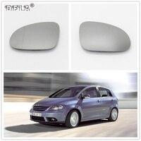 Per VW Golf V MK5 Più 2005 2006 2007 2008 2009 2010 2011 Auto-Styling Car Side Door Specchio vetro Riscaldata