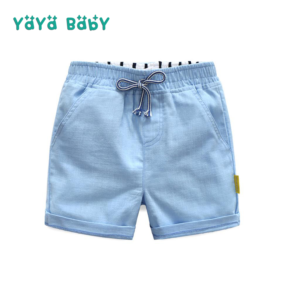 3 4 5 6 7 8 9 10 Year Kids Shorts 2018 New Summwer Casual Children Short Pants Candy Color Elastic Waist Boys Girls Trousers stylish mid waist candy color slimming shorts for women page 4