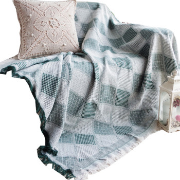Nordic Geometry Throw Blanket Bedroom Blankets Departments Living Room Outdoor Rooms