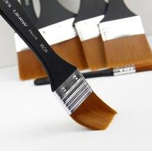 Мари покраске чистить стили акварель деревянная легко искусство искусства щетки очистки